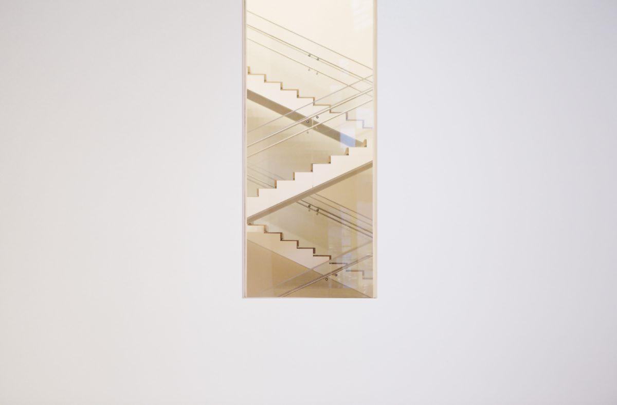 Peinture escaliers Lausanne