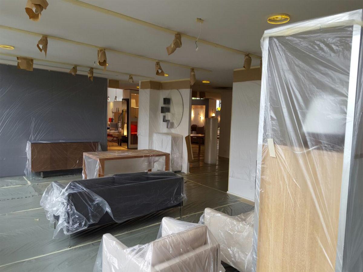 ligne roset lausanne gerzner peinture s rl. Black Bedroom Furniture Sets. Home Design Ideas
